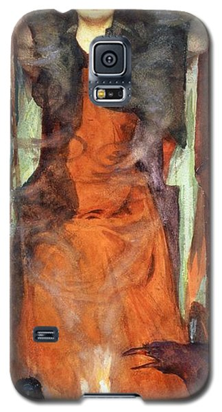 The Sorceress Galaxy S5 Case by Henry Meynell Rheam