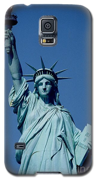 The Statue Of Liberty Galaxy S5 Case by American School