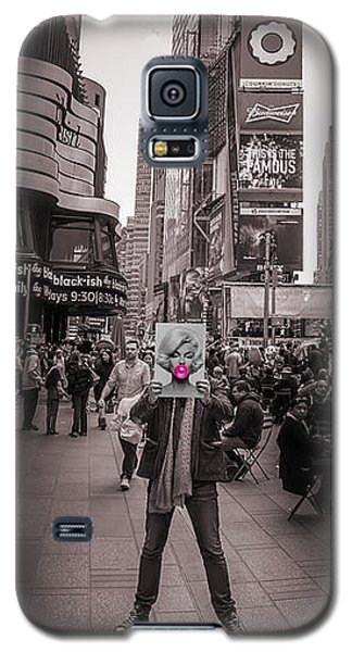 Buy Galaxy S5 Cases - The Times Of Marilyn Galaxy S5 Case by Az Jackson