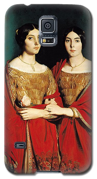 The Two Sisters Galaxy S5 Case by Theodore Chasseriau