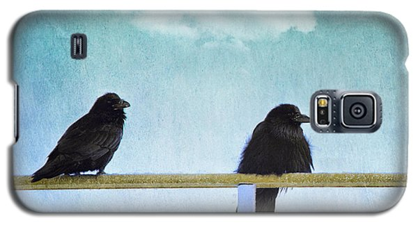 The Wait Galaxy S5 Case by Priska Wettstein