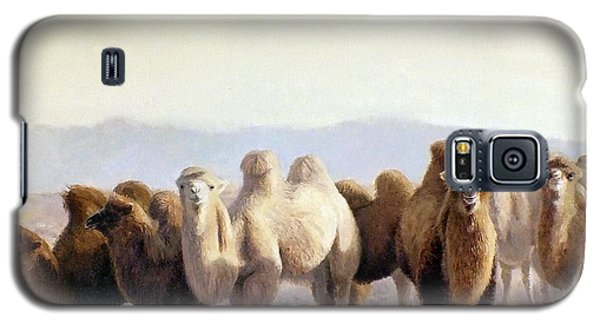 The Winter Solstice Galaxy S5 Case by Chen Baoyi