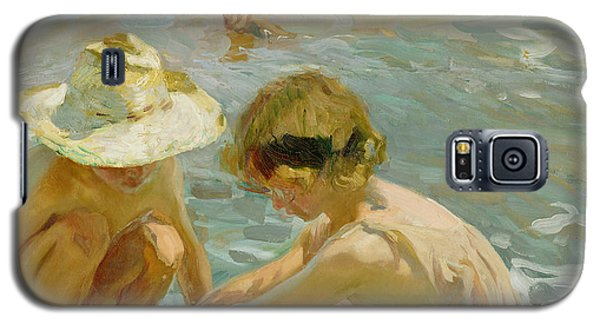 The Wounded Foot Galaxy S5 Case by Joaquin Sorolla y Bastida