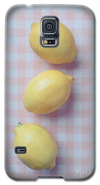 Three Lemons Galaxy S5 Case by Edward Fielding