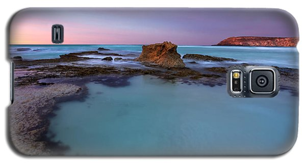 Tidepool Dawn Galaxy S5 Case by Mike  Dawson