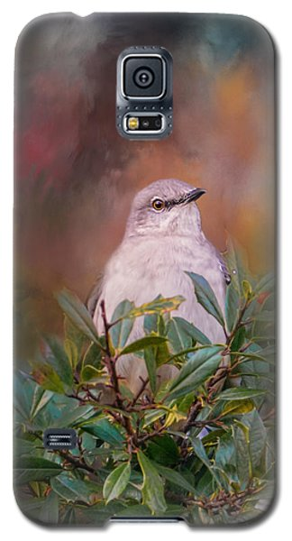 Tilda In The Holly Galaxy S5 Case by Jai Johnson