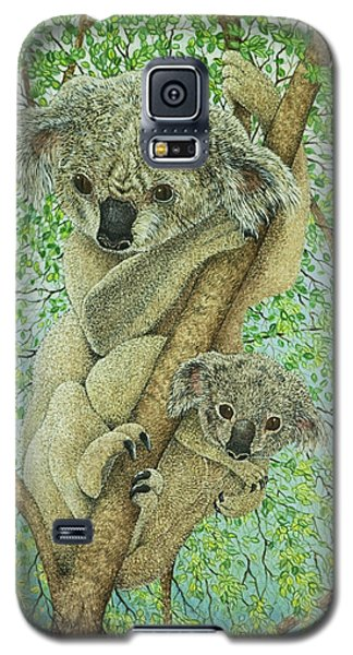 Top Of The Tree Galaxy S5 Case by Pat Scott