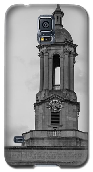 Tower At Old Main Penn State Galaxy S5 Case by John McGraw