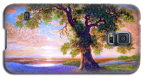 Tree Of Tranquillity Galaxy S5 Case by Jane Small
