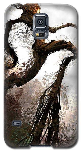 Treeman Galaxy S5 Case by Alex Ruiz