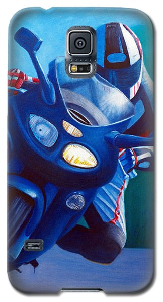Triumph Sprint - Franklin Canyon  Galaxy S5 Case by Brian  Commerford