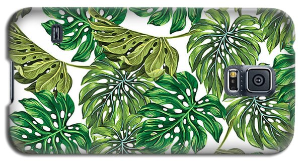 Tropical Haven  Galaxy S5 Case by Mark Ashkenazi