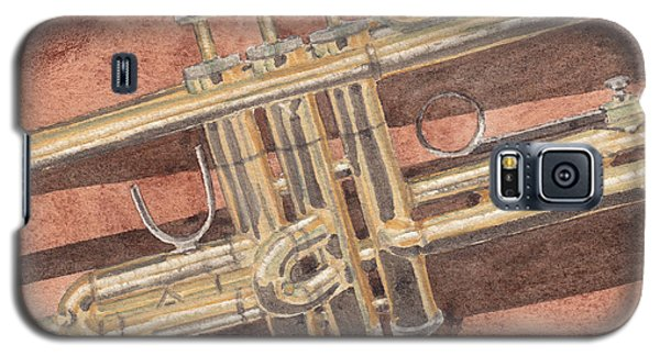 Trumpet Galaxy S5 Case by Ken Powers