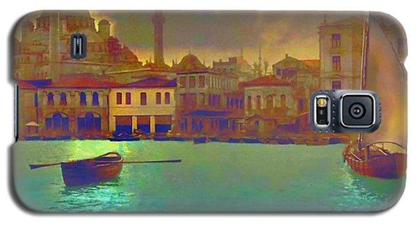 Turkish  Moonlight Galaxy S5 Case by Saiyyidah Seema  Z