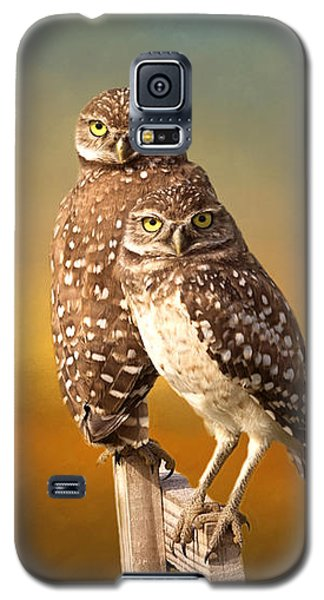 Two Of Us Galaxy S5 Case by Kim Hojnacki