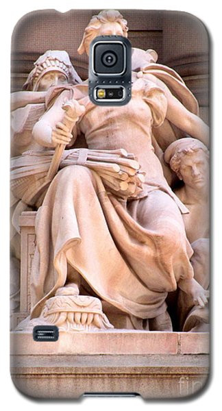 U S Custom House 4 Galaxy S5 Case by Randall Weidner