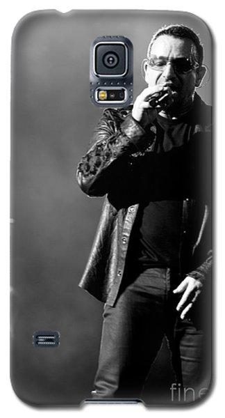 U2 By Jenny Potter Galaxy S5 Case by Jenny Potter