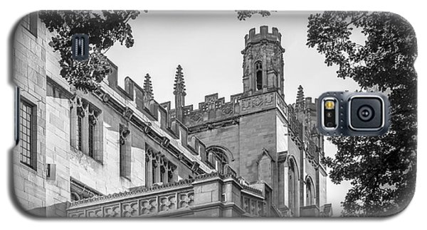 University Of Chicago Collegiate Architecture Galaxy S5 Case by University Icons