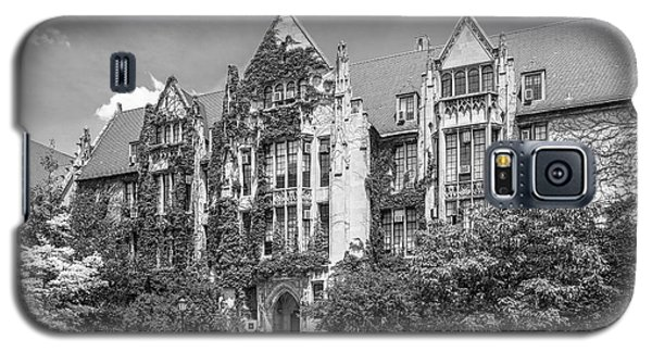 University Of Chicago Eckhart Hall Galaxy S5 Case by University Icons