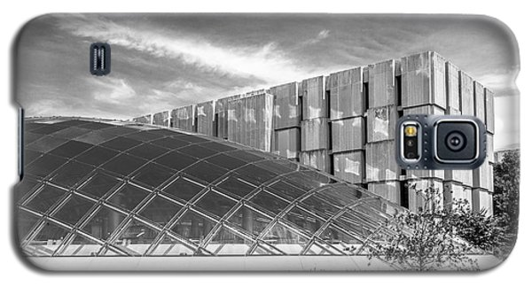 University Of Chicago Mansueto Library Galaxy S5 Case by University Icons