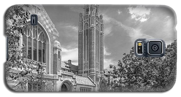 University Of Chicago Saieh Hall For Economics Galaxy S5 Case by University Icons