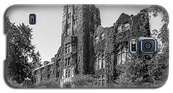 University Of Michigan Michigan Union Galaxy S5 Case by University Icons