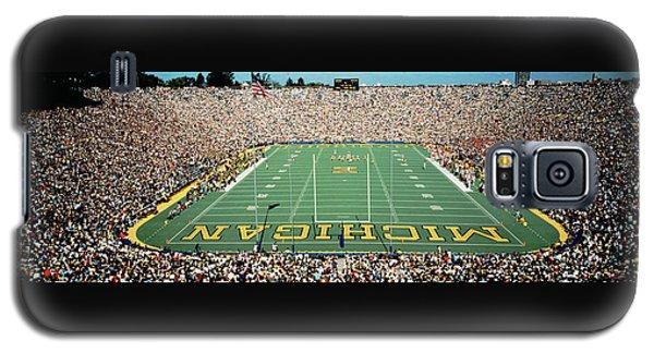 University Of Michigan Stadium, Ann Galaxy S5 Case by Panoramic Images