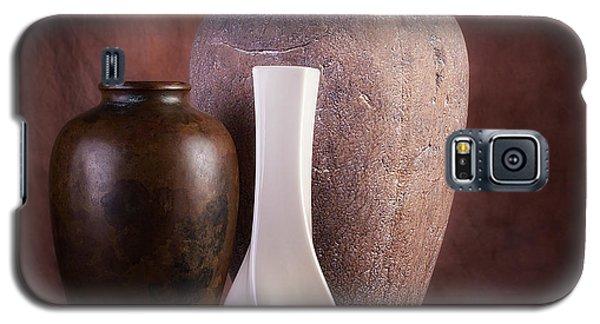 Vases With A Twist Galaxy S5 Case by Tom Mc Nemar