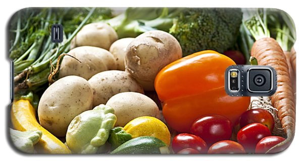 Vegetables Galaxy S5 Case by Elena Elisseeva
