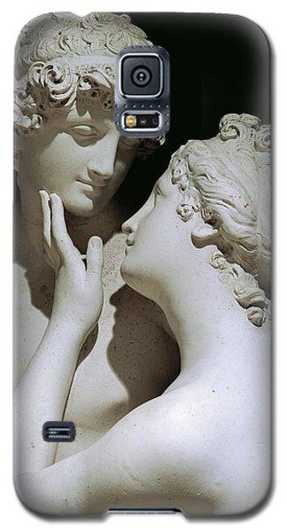 Sculptures Galaxy S5 Cases - Venus and Adonis Galaxy S5 Case by Antonio Canova