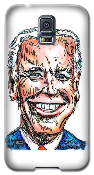 Vice President Joe Biden Galaxy S5 Case by Robert Yaeger