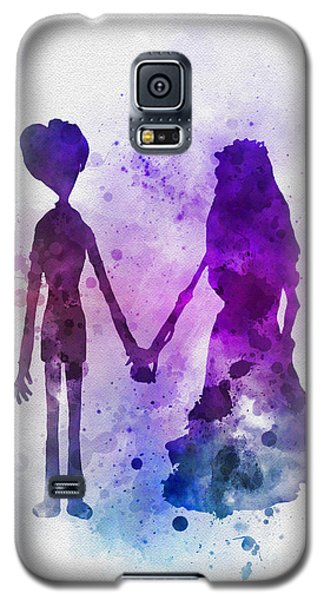 Victor And Emily Galaxy S5 Case by Rebecca Jenkins