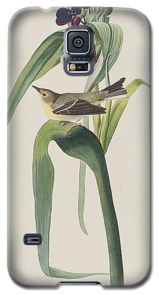 Vigor's Warbler Galaxy S5 Case by John James Audubon