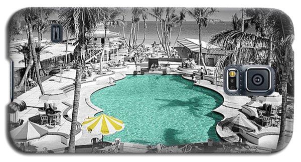 Vintage Miami Galaxy S5 Case by Andrew Fare