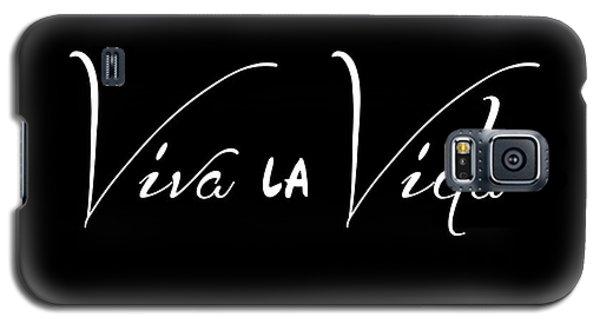 Viva La Vida Galaxy S5 Case by Liesl Marelli