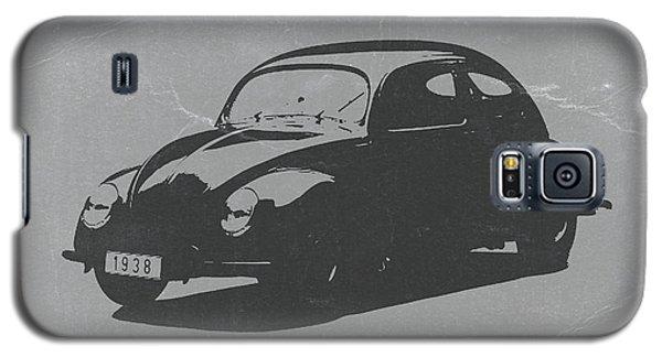 Vw Beetle Galaxy S5 Case by Naxart Studio