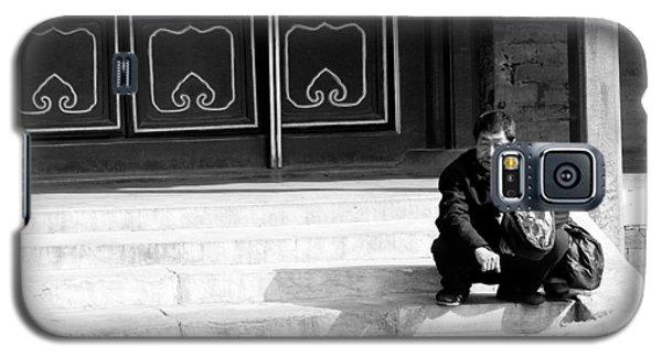 Waiting Galaxy S5 Case by Sebastian Musial