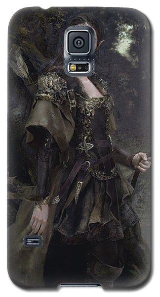 Waldelfe Galaxy S5 Case by Eve Ventrue