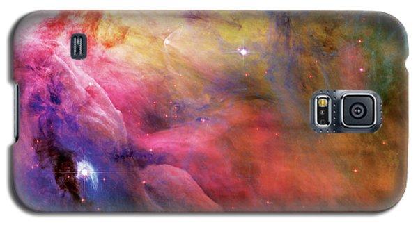 Warmth - Orion Nebula Galaxy S5 Case by Jennifer Rondinelli Reilly - Fine Art Photography