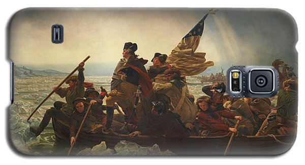 Best Sellers -  - Galaxy S5 Cases - Washington Crossing The Delaware Galaxy S5 Case by War Is Hell Store