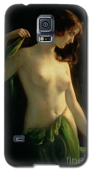 Water Nymph Galaxy S5 Case by Otto Theodor Gustav Lingner