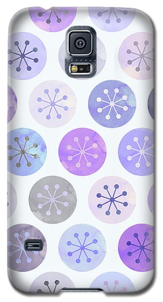 Watercolor Lovely Pattern II Galaxy S5 Case by Amir Faysal