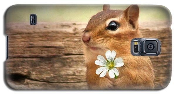Welcome Spring Galaxy S5 Case by Lori Deiter