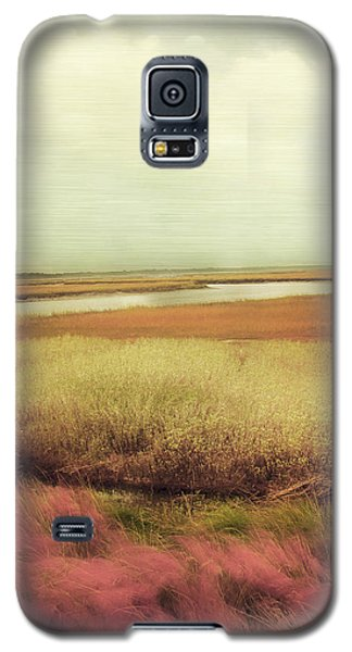 Landscapes Galaxy S5 Cases - Wide Open Spaces Galaxy S5 Case by Amy Tyler
