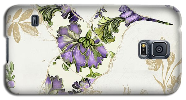 Winged Tapestry IIi Galaxy S5 Case by Mindy Sommers
