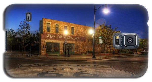 Winslow Corner Galaxy S5 Case by Wayne Stadler