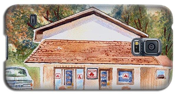 Woodcock Insurance In Watercolor  W406 Galaxy S5 Case by Kip DeVore