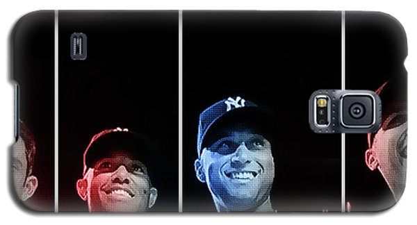 Yankee Core Four By Gbs Galaxy S5 Case by Anibal Diaz