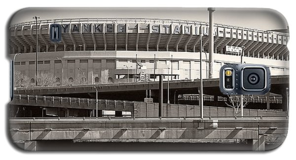 Yankee Stadium    1923  -  2008 Galaxy S5 Case by Daniel Hagerman
