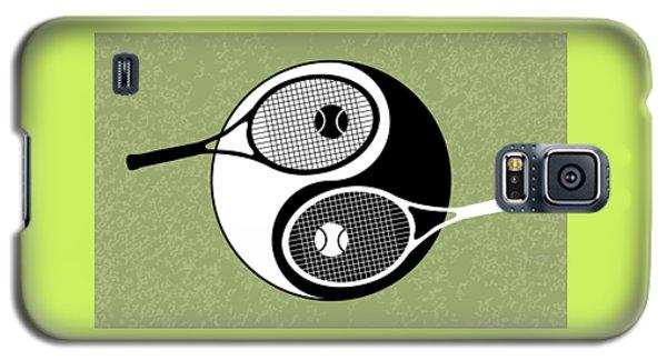 Yin Yang Tennis Galaxy S5 Case by Carlos Vieira